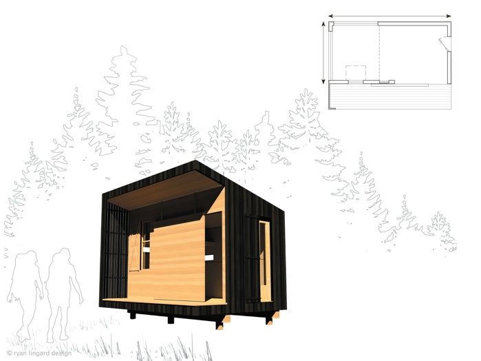 Sauna plans build your own woodworking projects plans for Build your own sauna cheap