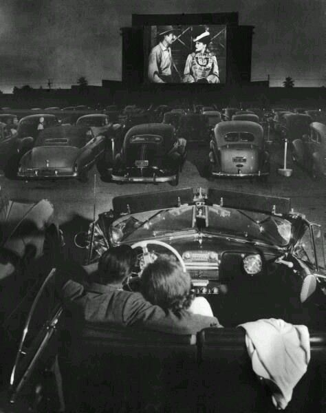The 1950s - I went to more than one of these back in the day!!!