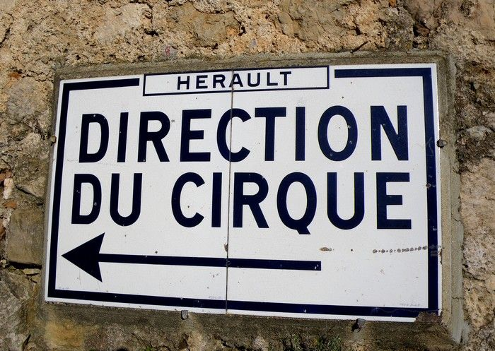 Le Cirque De Moureze Adt 34 Herault Tourisme Herault Tourisme Herault Tourisme