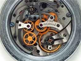 Выбираем старые часы с помощью лупы