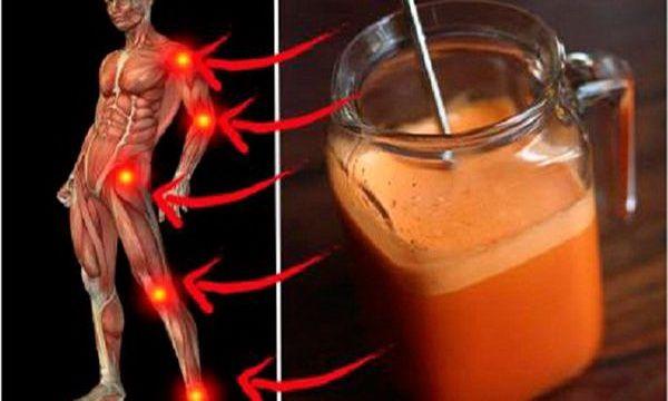 Super silný liek na kosti a kĺby: Potlačí zápal, odstráni bolesť a obnoví chrupavky!