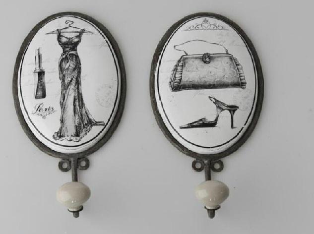 M s de 1000 ideas sobre ganchos para llaves en pinterest for Perchas para colgar llaves