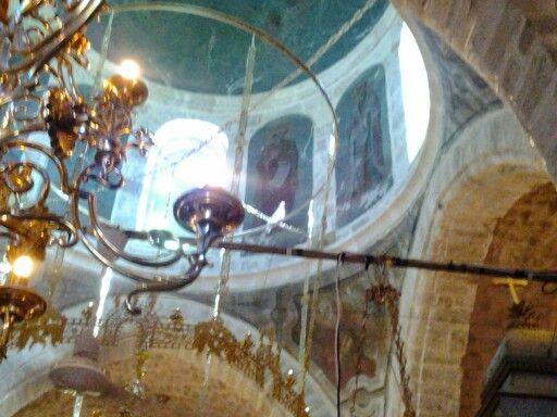 Στην Μονή του Αγίου Γερασίμου του Ιορδανίτου.
