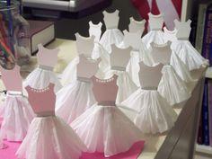Vestido de Bailarina!!! Passo a Passo! |Fazendo a Nossa Festa