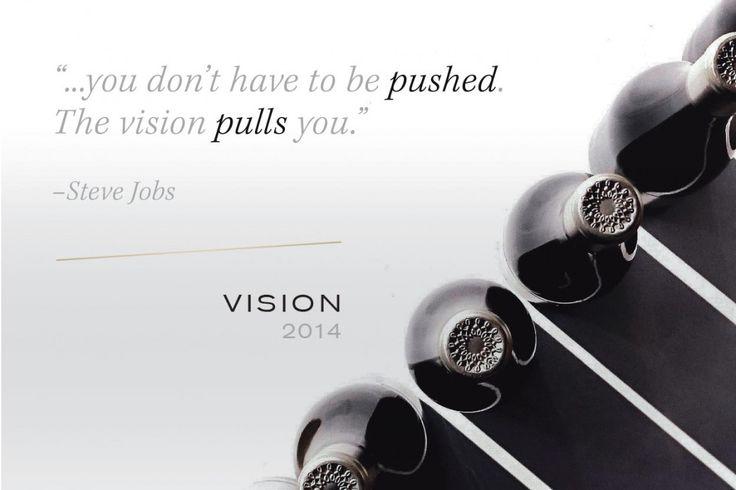 """Kedveled a fűszeres-gyümölcsös, feszes száraz fehérborokat?  Akkor Neked ajánljuk a HOLDVÖLGY tokaji száraz birtokválogatásának legfrissebb évjáratát, a Vision 2014-et!  http://blog.holdvolgy.com/boraszat/holdvolgy-vision-2014-megerkezett/ """"...you don't have to be pushed. The vision pulls you."""" #SteveJobs"""