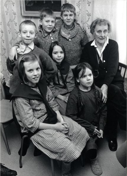 The Children of Bullerby Village | Astrid Lindgren