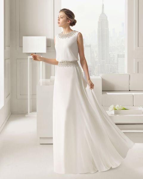 Los 50 vestidos de novia más bonitos de esta temporada ¡Todos te encantarán…