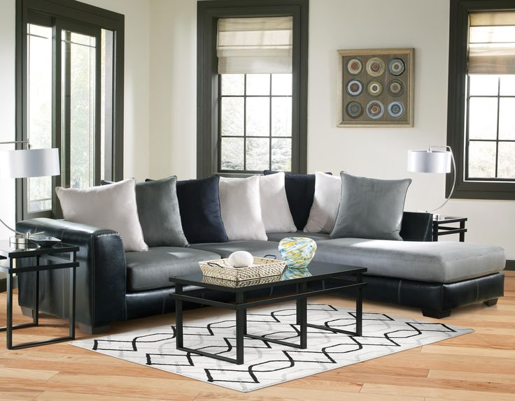 Perfectly Contoured For Conversation The Idol Sectional Combines Plush Padded Microfiber With Rich Look Vans Black FridayBlack Friday SalesArt