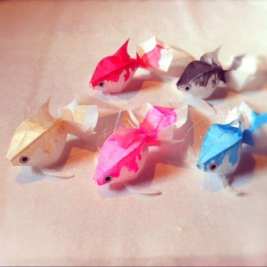 これは癒されるわ〜っ!お魚や鳥たちがモチーフになったとっても可愛い紙風船たち | 雑貨・インテリア - Japaaan 日本文化と今をつなぐ