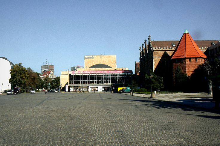 TARG WĘGLOWY 2013 / The square before the interventions