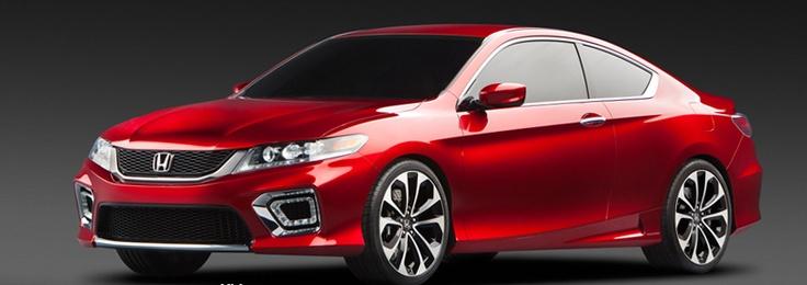 I WANT - I WANT - I WANT! 13 Honda Accord Coupe