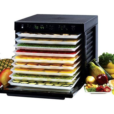 Top Ten Best Food Dehydrator Reviews For 2018: For Commercial Use And Home Beef Jerky Making