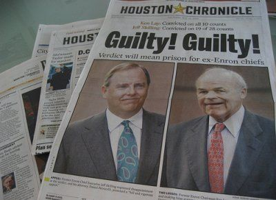 The Enron Trial: An Account