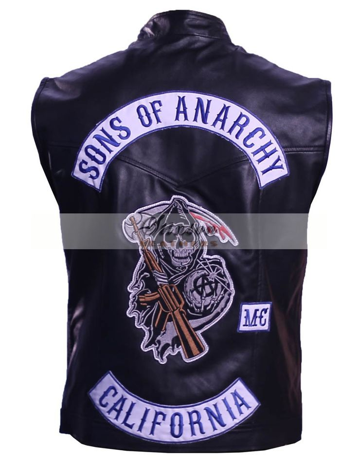 SONS OF ANARCHY MOTORCYCLE LEATHER VEST https://www.fanprint.com/stores/dallascowboystshirt?ref=5750