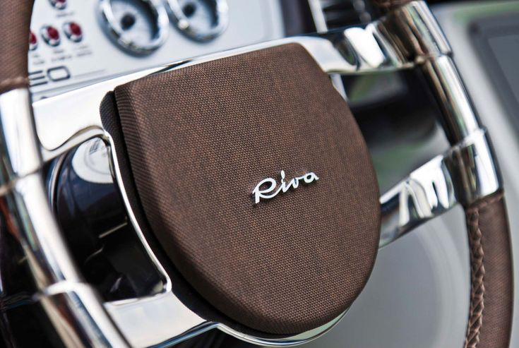 Riva Iseo - External - Steering wheel