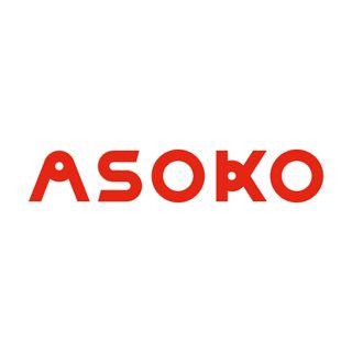 ASOKOのロゴ:遊びゴコロのタイプ | ロゴストック
