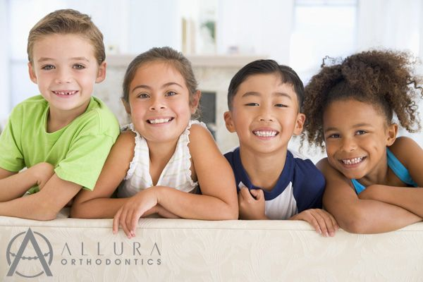 Why is age 7 considered the optimal time for screening? By the age of 7, the first adult molars erupt, establishing the back bite. Need to know more? Visit our website here http://alluraortho.com/braces-for-kids	#AlluraOrtho #Dental #Screening #KidsBraces #Smile #happy #beforeandafter #smiledesign #Treatment #braces #patients #orthodontic #Trytoday