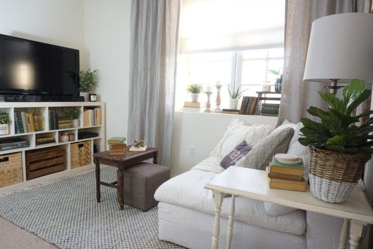 extra bedroom turned cozy den  mrs rollman blog  living