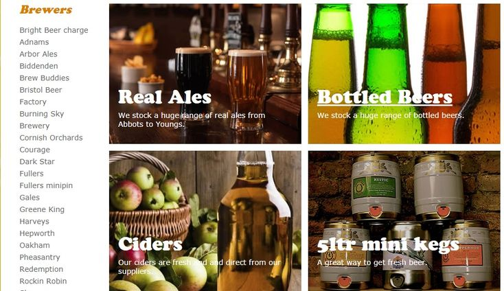 A Beer barrel is online shop for buy best real ale and beer online in UK. You purchase any type of beer and ale online and your order deliver at your given address. Beer Barrel provides online facilities to find and choose any brand of beer and ale and book your order online and pay also online. Book your order then visit: - http://www.beerbarrels2u.co.uk/