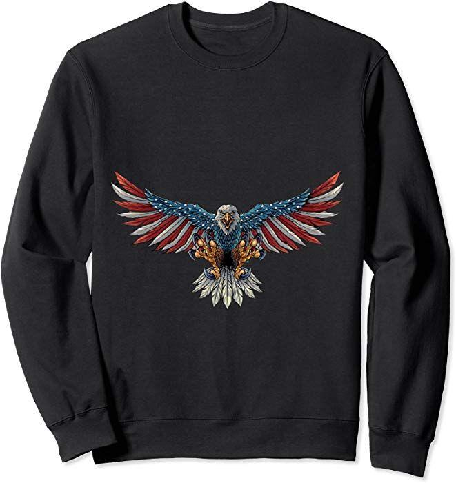 Hawks flag baby and kids long sleeve shirt