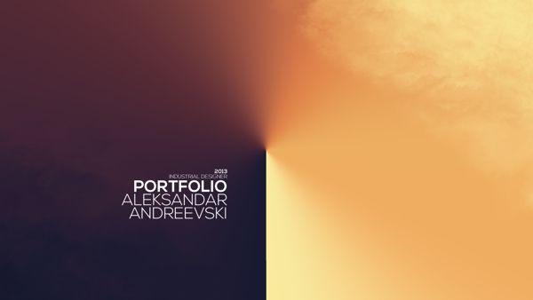 Portfolio 2013 on Behance
