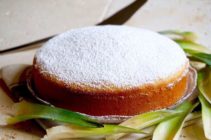 Torta all'Ananas 3 Ingredienti