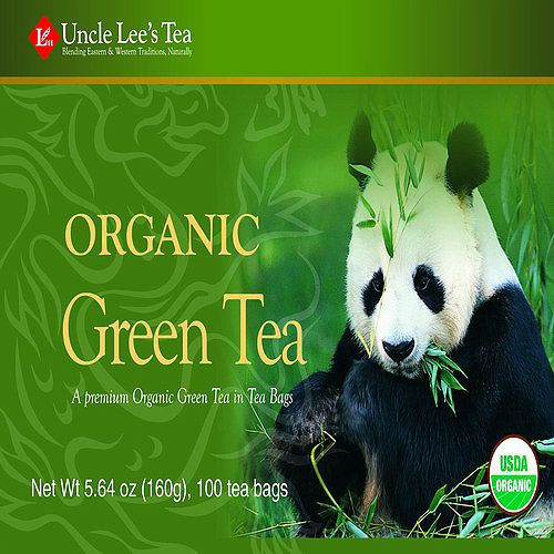 Uncle Lee's Tea Organic Green Tea Bags >>> Learn more by visiting the image link.