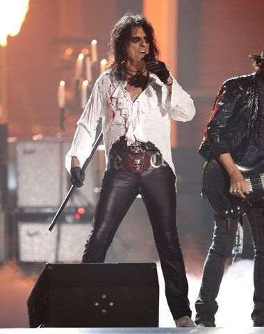 Detroit's own Alice Cooper has teamed with actor Johnny Depp and Aerosmith guitarist Joe Perry for two big shows in Michigan