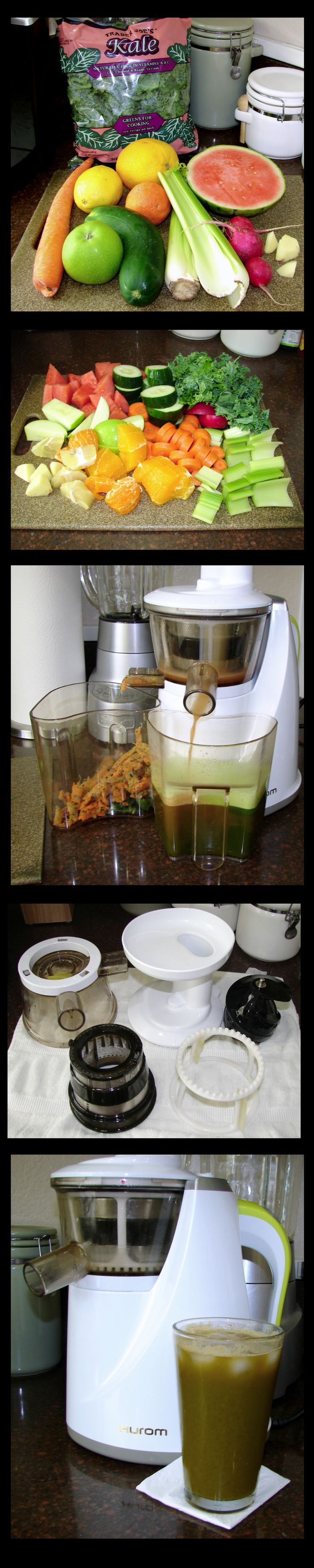 Slow Juicer For Ginger : 1000+ images about Best Juicer for Kale on Pinterest Kale, Apples and Best juicing recipes