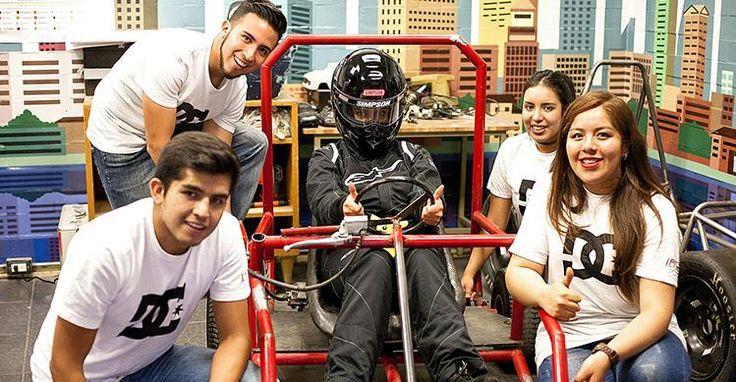 Participará IPN Racing Team en la carrera Soapbox