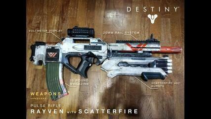 Destiny Nerf Gun Mod Google Search Http Www