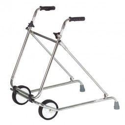 Andador con ruedas de acero  GENTO #ortopedia #orthopedia #walkers #mobilitywalkers #andadores #adultos #mayores #terceraedad #salud #health #ortopediaplus