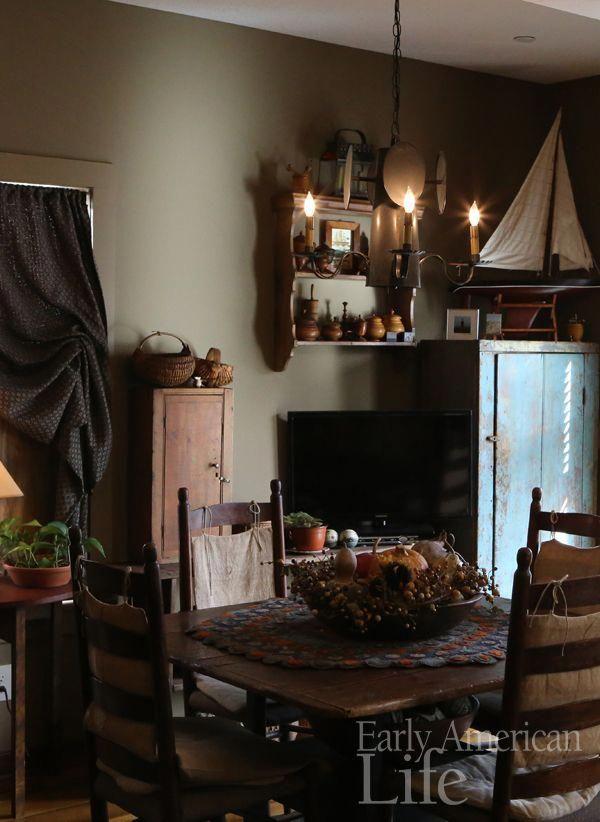 primitive kitchen curtains valances #Primitivekitchen