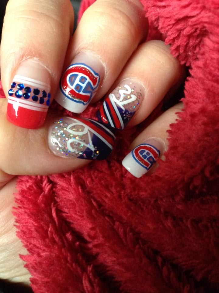 11 best mode canadiens habs fashion images on pinterest soumis par submitted by jessika bouchard facebook gohabsgo montreal canadiensnail prinsesfo Image collections