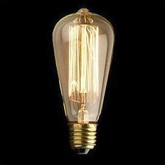 If you love vintage, industrial, retro home decor and upcycled designer furniture Home Decor, have a look at these amazing Edison filament light bulbs for achieving a stunning vintage ambient lighting - only at Smithers {affiliate link}