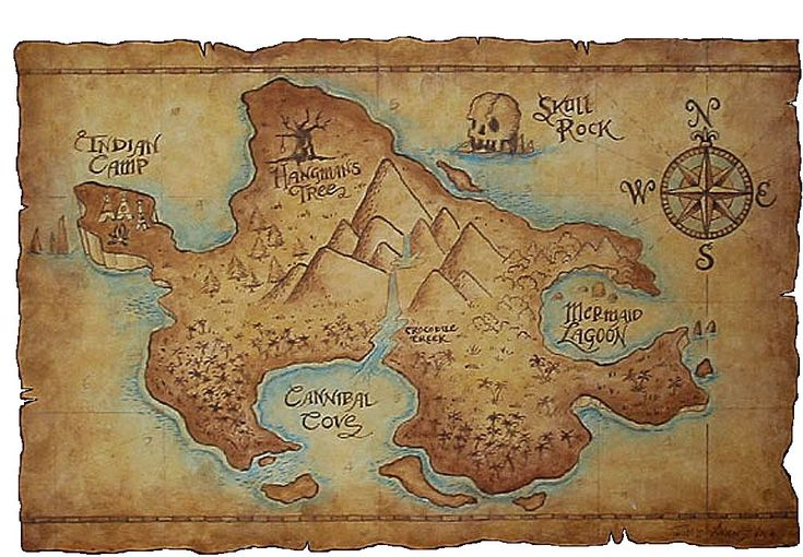Neverland Map Photo:  This Photo was uploaded by moonsong2009. Find other Neverland Map pictures and photos or upload your own with Photobucket free imag...