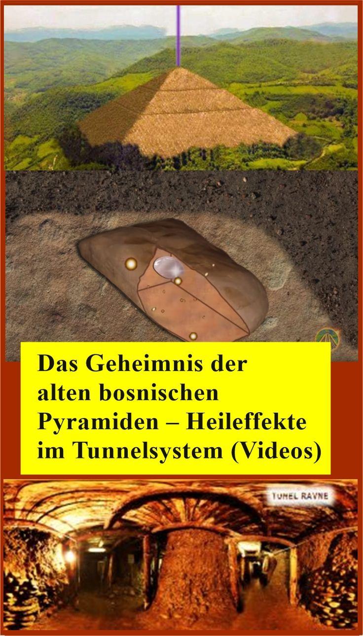 Das Geheimnis der alten bosnischen Pyramiden – Heileffekte im Tunnelsystem (Vi…