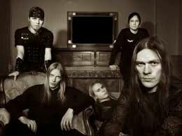 Finnish rockers Charon fronted by the awesome JP Leppäluoto