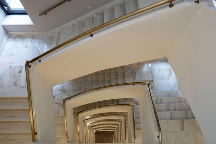 Interior details of the brand new hotel Electra Metropolis Athens.