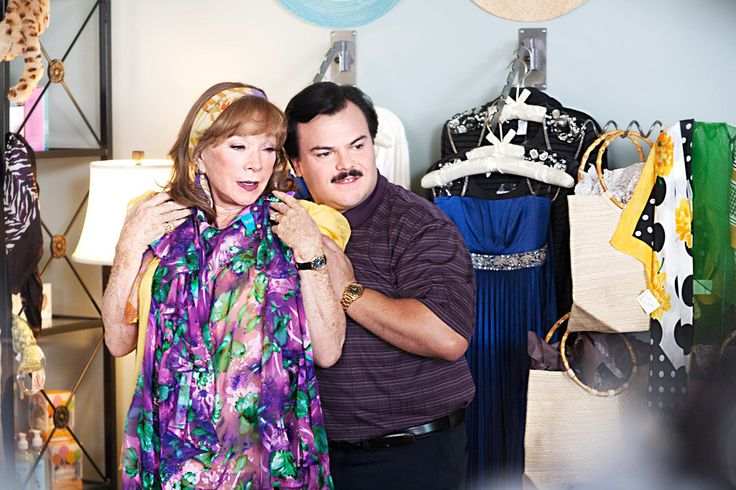 "Shirley MacLaine and Jack Black form an unlikely bond in ""Bernie,"" Richard Linklater's dark comedy."