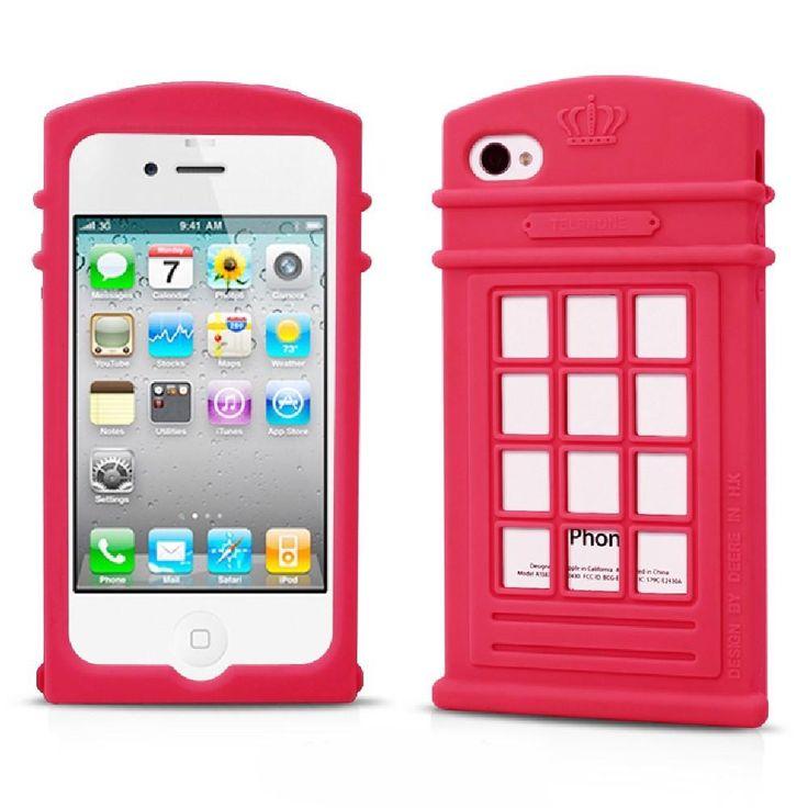Meer dan 1000 idee n over accesorios para telefonos op pinterest accesorios para celulares - Fundas cargadoras para iphone ...
