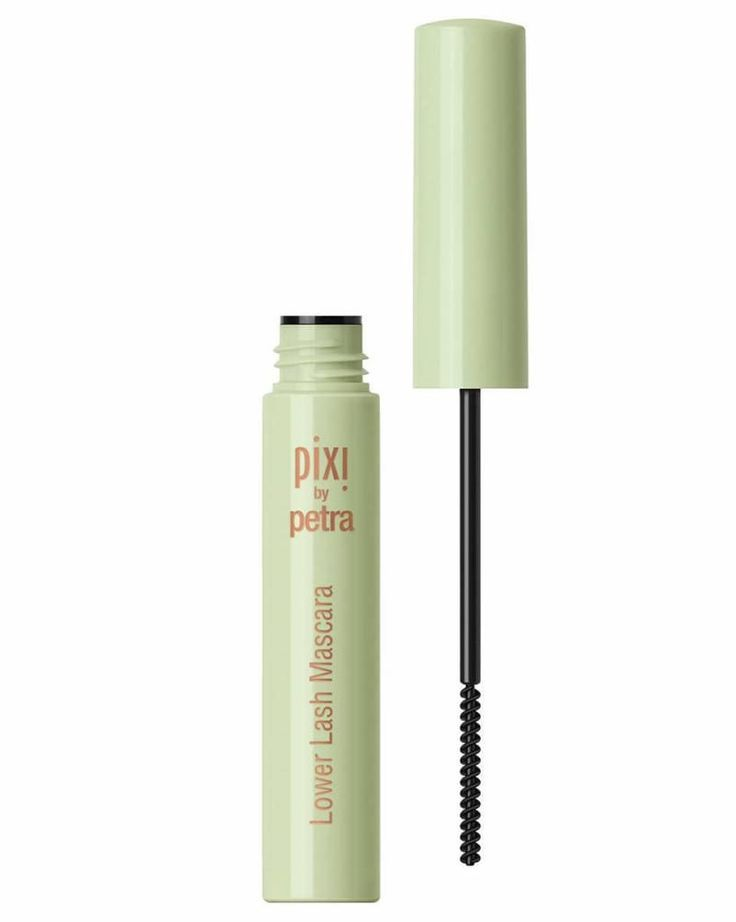 Promising Review: 'A thin, well-made brush coupled with a quality, smudge-proof mascara. Huge win for definition of each and every lower lash!' —NanGet it at Target for $11 (cruelty-free).
