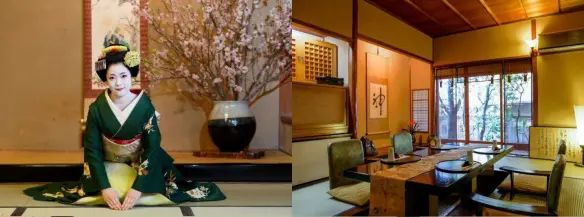 Kyoto Geisha Experience—Private Dinner & Maiko Entertainment