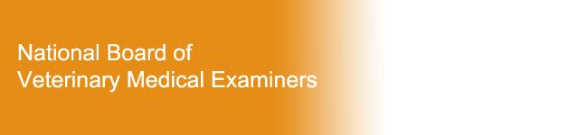 National Board of Veterinary Medical Examiners - NAVLE Application Info