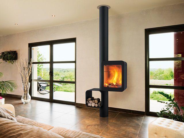 Focus cheminées s'inscrit dans un avenir vert en présentant sa gamme écologique de foyers à bois