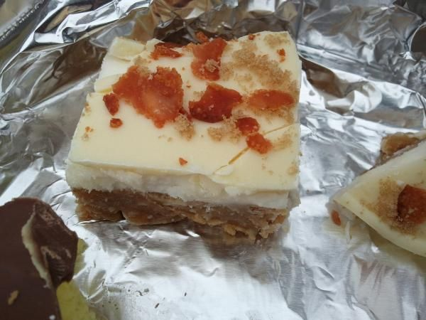 Seeking Sweetness in Everyday Life - CakeSpy - Foodbuzz 24x24: Nanaimo BarExtravaganza