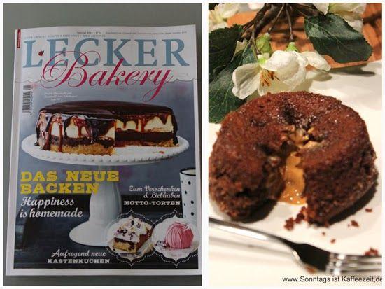 Sonntags ist Kaffeezeit: Lecker Bakery 2014 N° 1 - Schoko Malheur mit Erdnu...