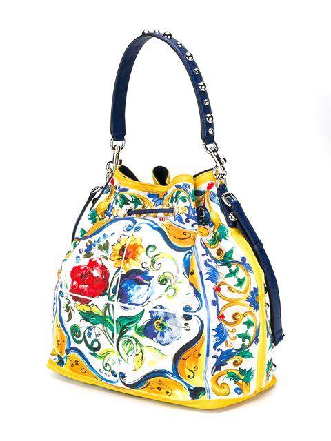 Dolce & Gabbana Bolsa tote estampada
