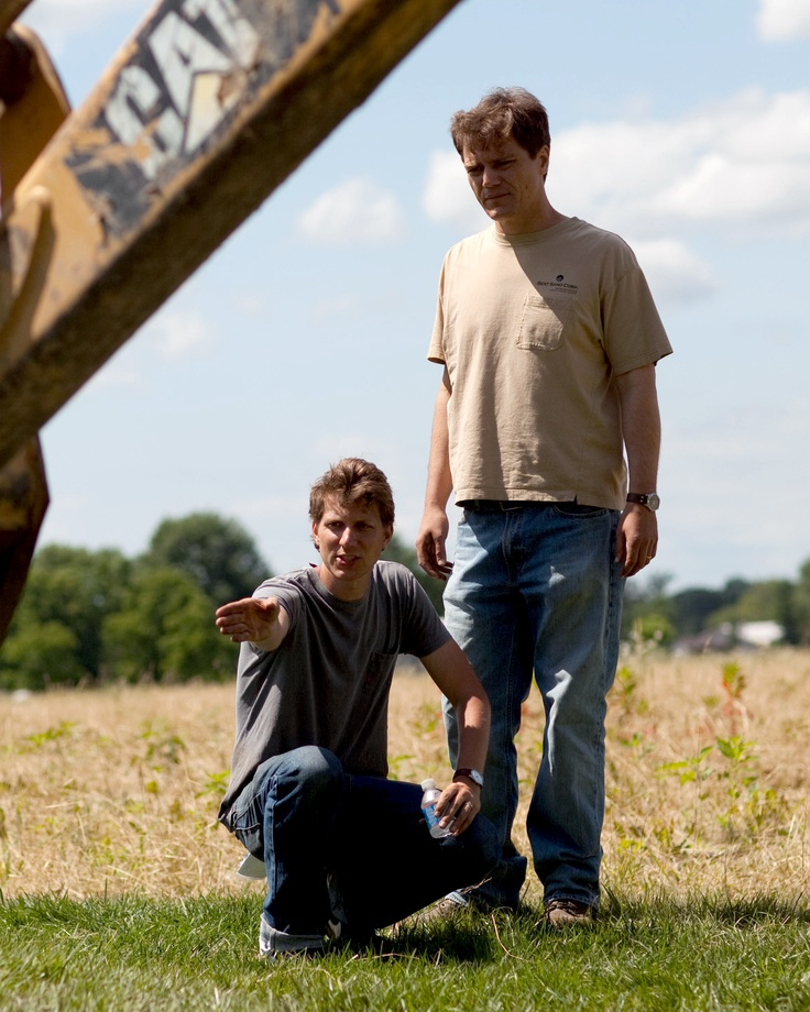 Jeff Nichols dirigindo Michael Shannon, em Take Shelter. Apaixonante.