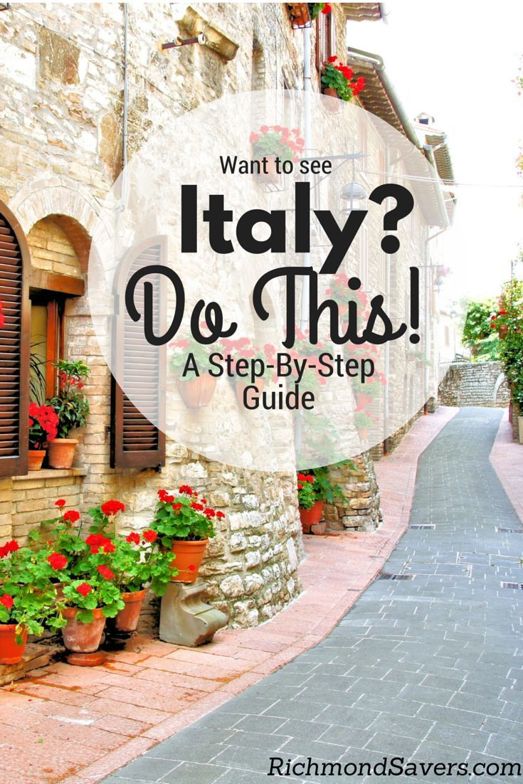If you're considering a trip to Italy, you're probably worried about the cost of such a trip. Fortunately, there are plenty of ways to fly and stay in #Italy for free, or almost free. How? By pursuing credit card rewards. #travel #vacation http://www.richmondsavers.com/want-to-see-italy-do-this/